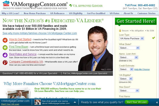 Entrepreneur Brant Bukowsky - Co Founder of VA Mortgage Center
