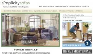 Jeff Frank, Simplicity Sofas - CEO
