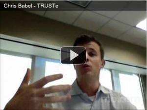 Chris Babel, TRUSTe - CEO