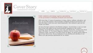 Danielle Elderkin, Cover Story Communications - Founder & CEO
