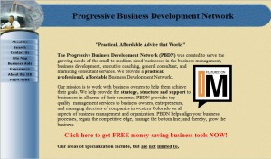 Sir Jerry Pradier, Progressive Business Development Network, LLC - President