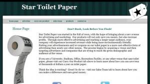 Jordan Silverman, Star Toilet Paper - Co-Founder