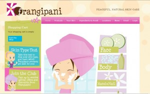 Tracy Land, Frangipani Body Products - Owner