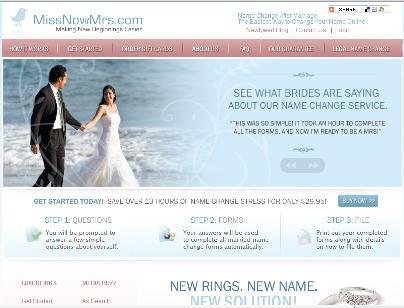 MissNowMrs.com