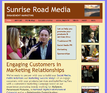 Sunrise Road Media