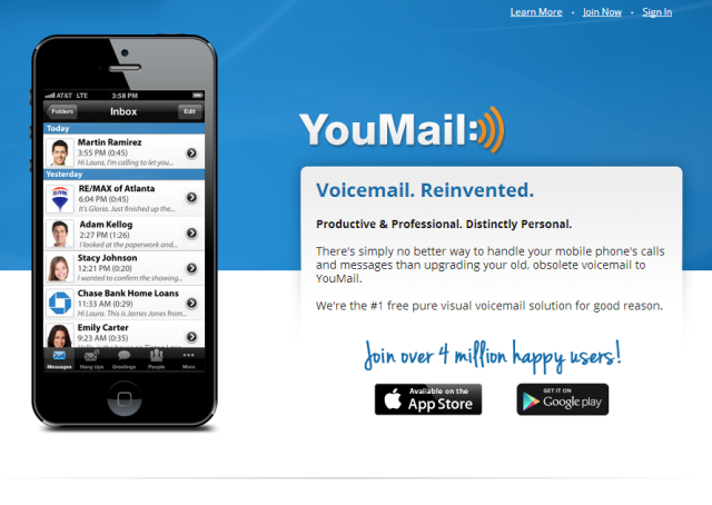 Alex Quilici, CEO - YouMail