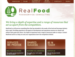 RealFood Consulting