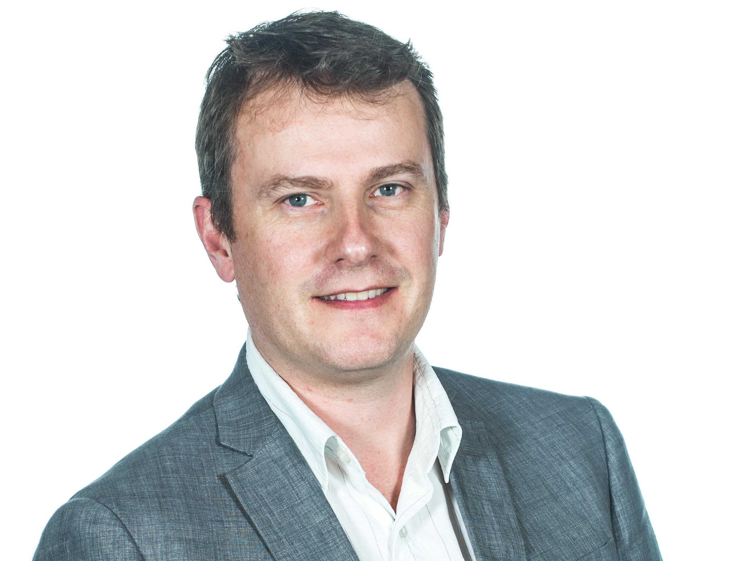 Paul Brown CEO DisplayNote