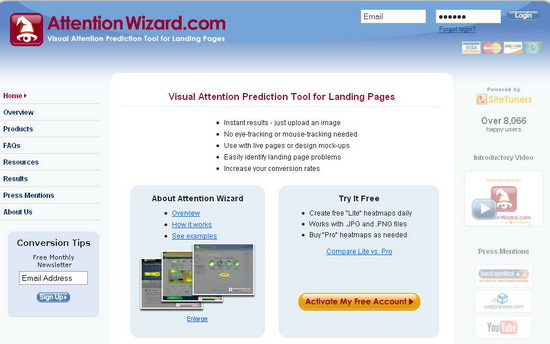 Attention Wizard founded by entrepreneur Tim Ash