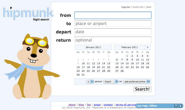 Hipmunk Founder Interview